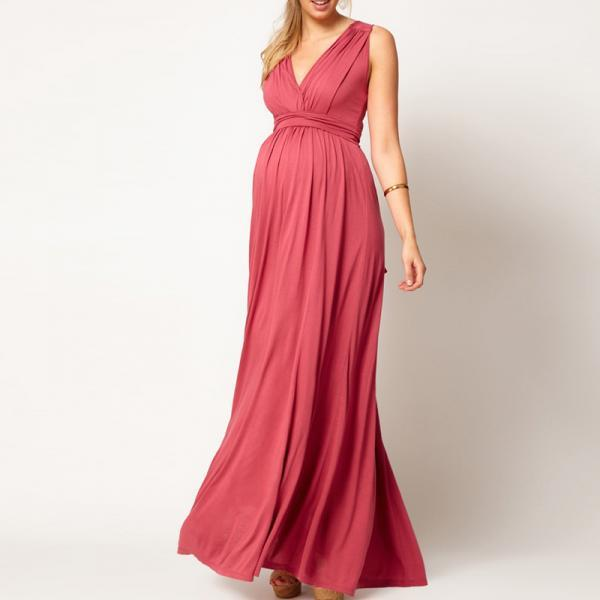 Coral Party Dresses A line Party Dresses Chiffon Party